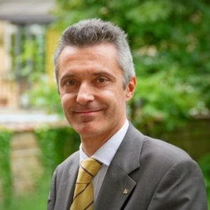 Dave Deruytter, Head of Expatriates & Non Residents ING Belgium