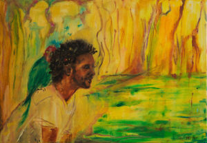 Monika Del Rio - L'homme et l'oiseau: L'Ethiopien; Foto: Monika Del Rio