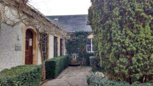 Bouillon - wejście do Muzeum Ducal