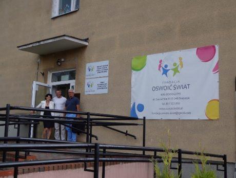 """Foto: Fundacja """"Oswoić Świat"""" w Białymstoku"""