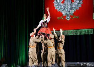 Dzień Polski w SHAPE w Mons; Fotograf: Henryk Tomczak