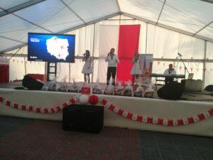 Dzień Polski w SHAPE w Mons