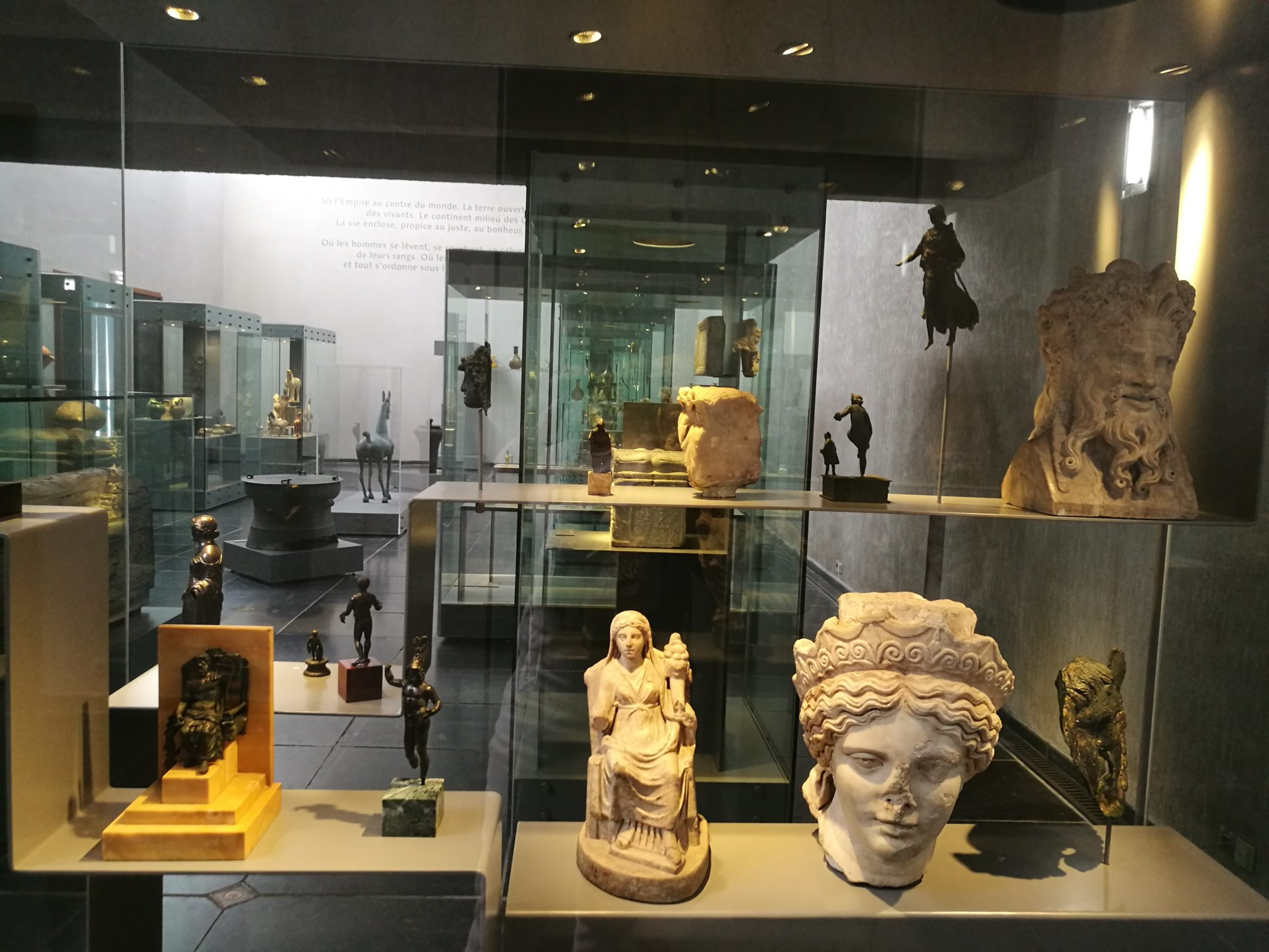 Kolekcja sztuki w Mariemont