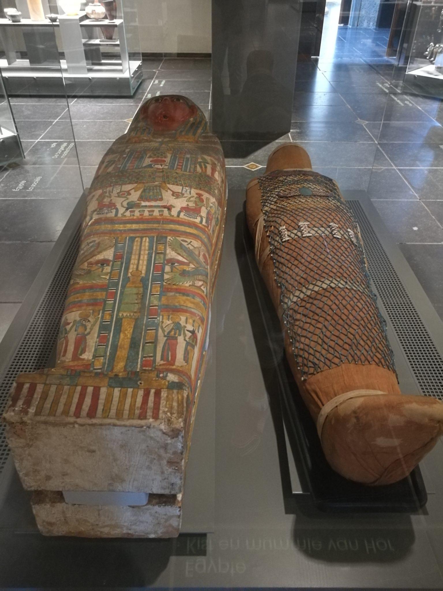 Sztuka egipska w Mariemont