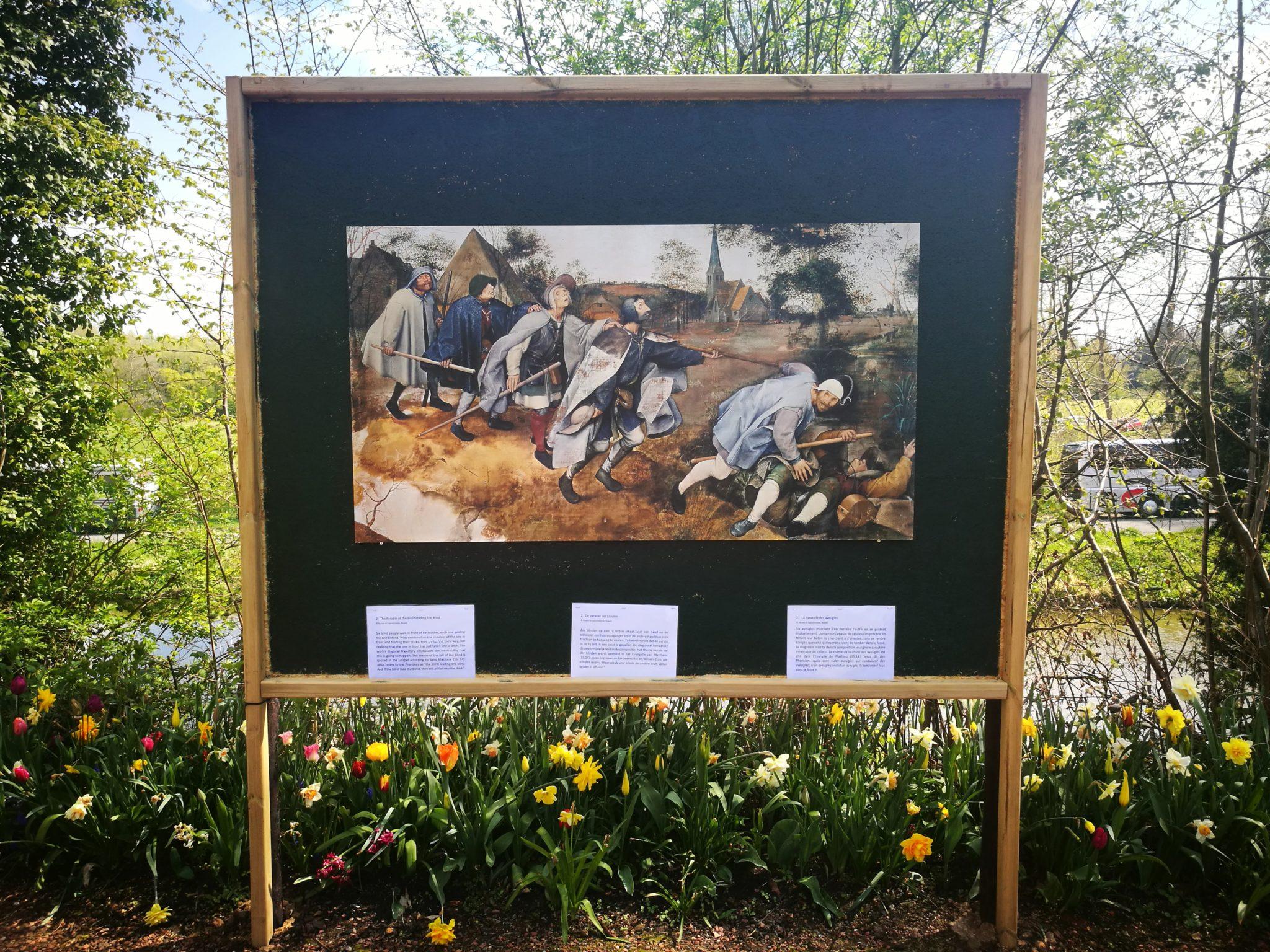 Groot-Bijgaarden – wystawa poświęcona P. Breuglowi