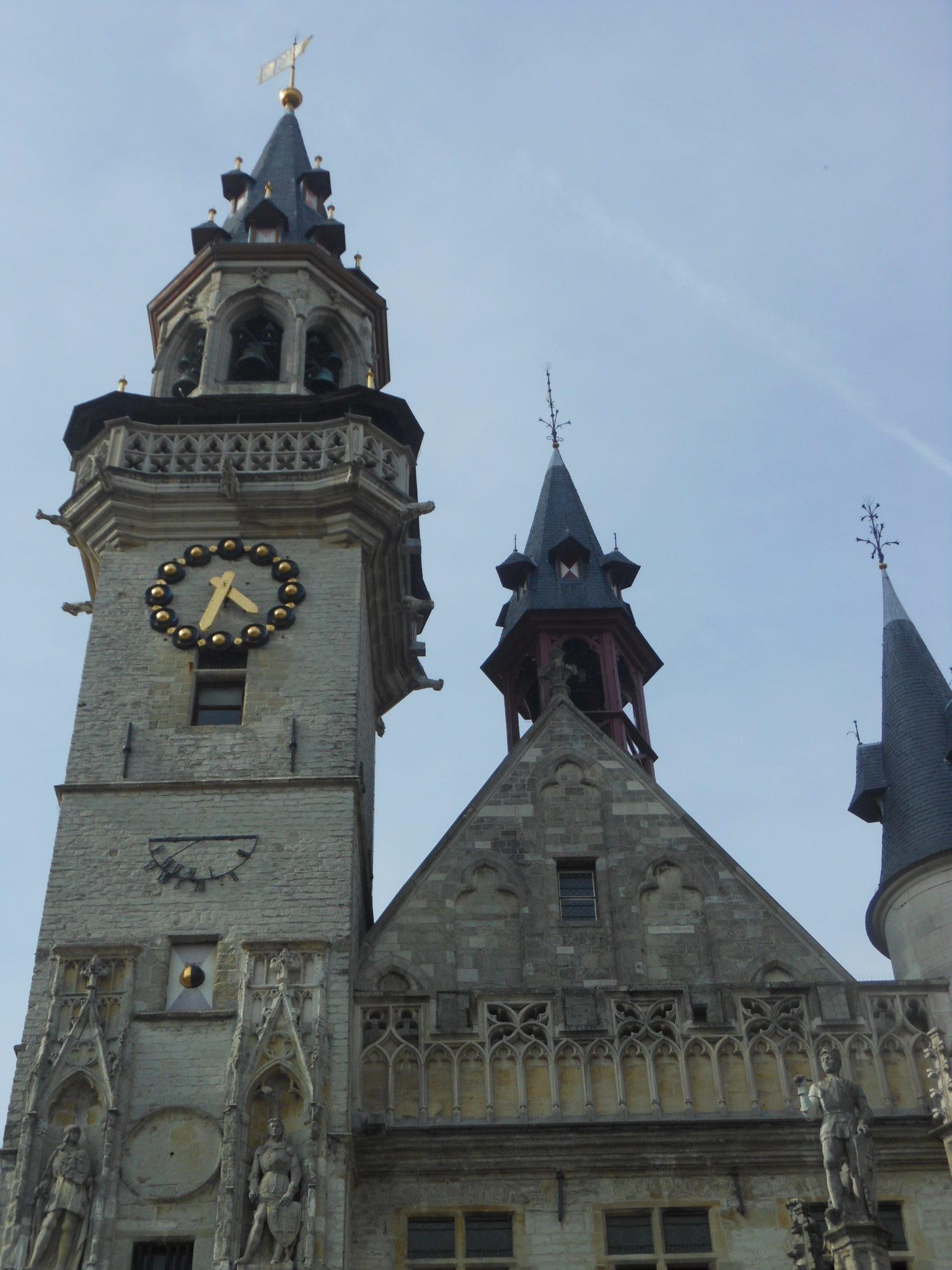 Dzwonnica w Aalst - wizytówka miasta