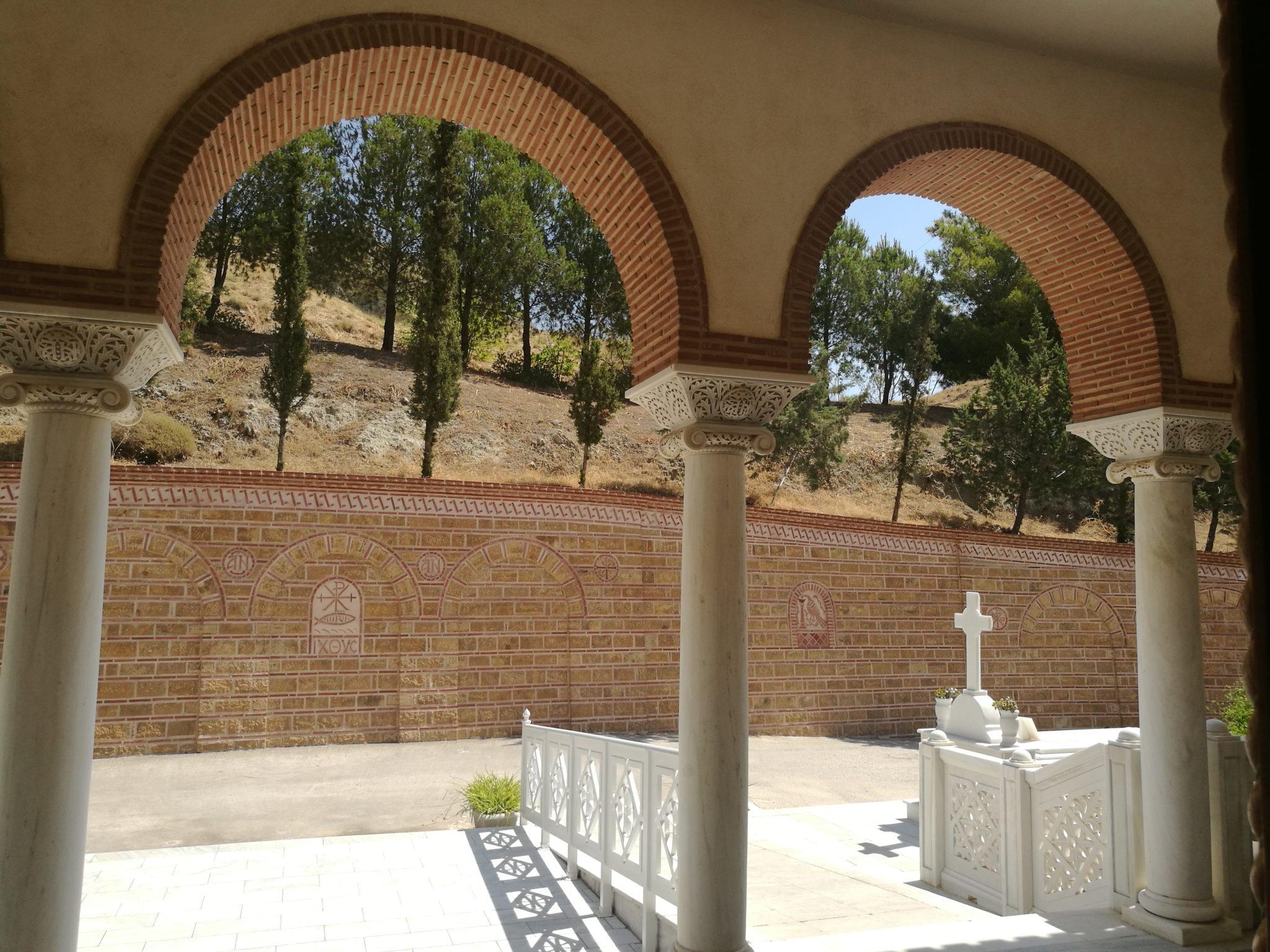 Egina - bazylika Agios Nektarios