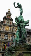 Antwerpia - centrum miasta
