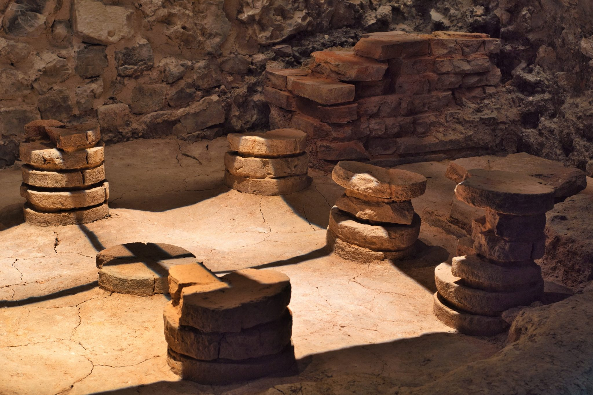 Teseum - Archeologische site - Eddy Dens (2)