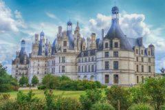 les plus beaux châteaux en france