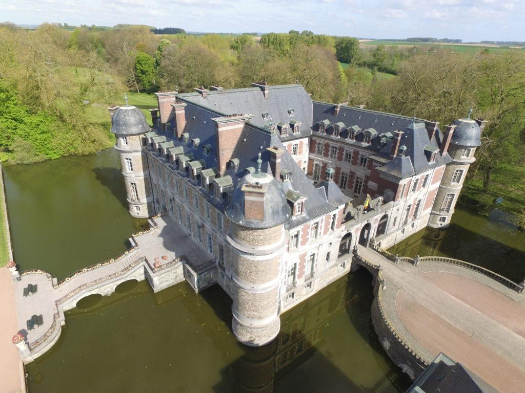 najpiękniejsze zamki belgii